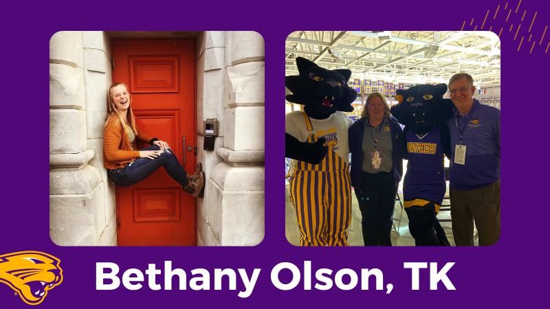 Bethany Olson Senior Profile