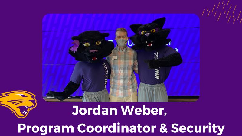 Jordan Weber Senior Profile