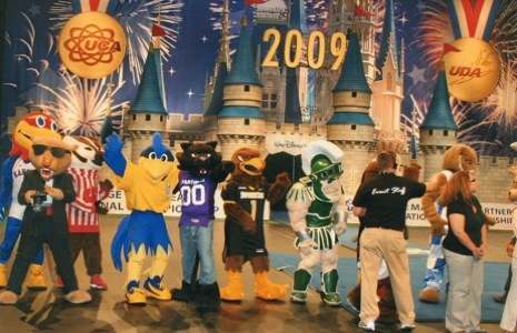Mascot Nationals