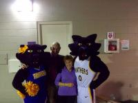 Mascots and the McLeods