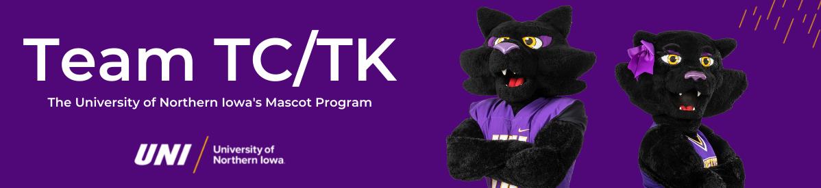 Mascot Program Website Header